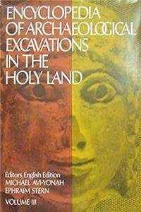 Encyclopaedia of Archaeological Excavations in the Holy Land: Ji-N v. 3 ePub download