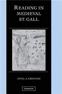 Reading in Medieval St. Gall (Cambridge Studies in Palaeography and Codicology) ePub download