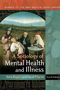 A Sociology of Mental Health and Illness ePub download