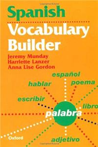 Spanish Vocabulary Builder (Vocabulary Builders) ePub download