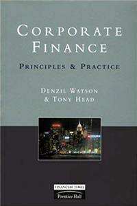 Corporate Finance: Principles   Practice ePub download