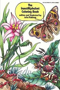 Insect Alphabet Coloring Book (Naturencyclopedia S) ePub download