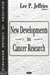 New Developments in Cancer Research (Horizons in Cancer Research) ePub download