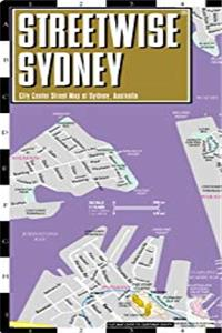Streetwise Sydney Map - Laminated City Center Street Map of Sydney, Australia ePub download