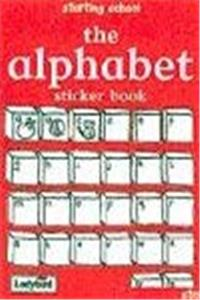 Alphabet: Sticker Book (Starting School) ePub download