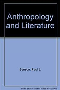 Anthropology and Literature ePub download