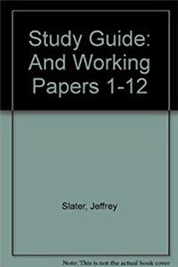Study Guide: And Working Papers 1-12 ePub download