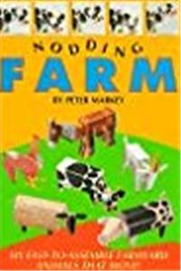 Nodding Farm: Six Easy-to-Assemble Farmyard Animals that Move ePub download
